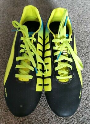 Puma Evospeed Football Boots Size 7
