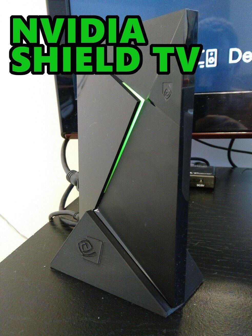 NVIDIA Shield Stand 2015 2017 or Pro Version COLOR: BLACK -