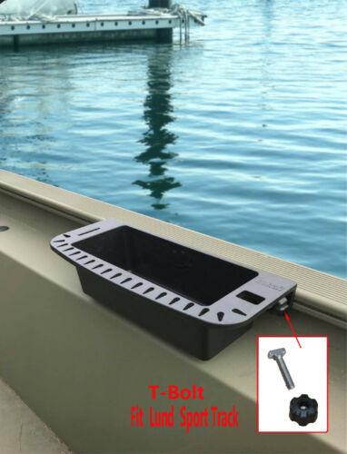 Brocraft Knife and Plier Holder Rig Rack for Lund Sport Track /Lund Tool Holder