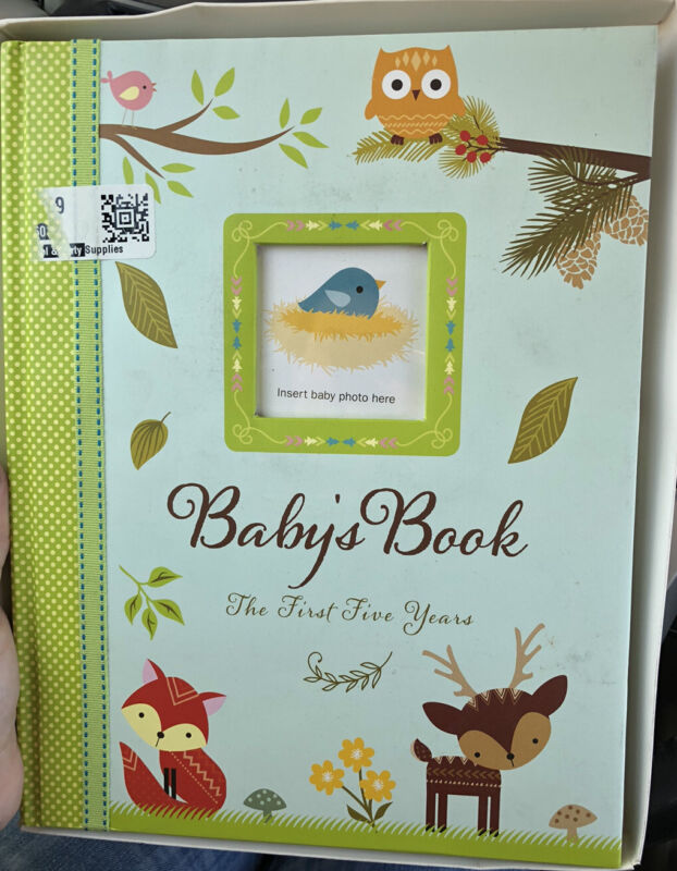 Baby's Book: The First Five Years