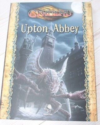 Cthulhu Abenteuer: Upton Abbey, Pegasus Press, 4 Abenteuer, vier One-Shots