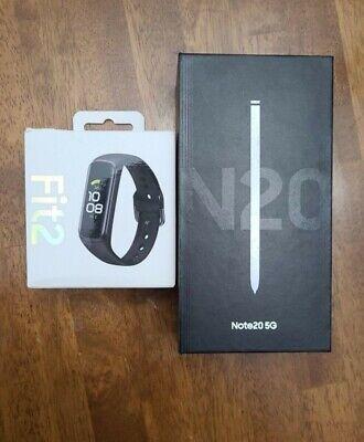 Samsung Galaxy Note20 5G SM-N981U - 128GB - Mystic Gray (Unlocked)