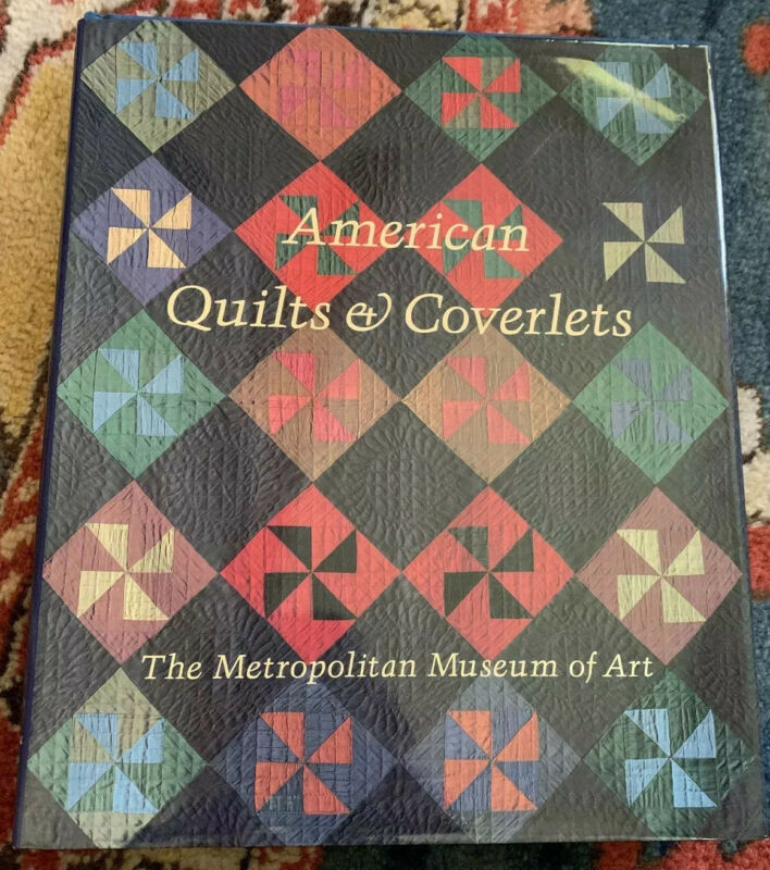 American Quilts Coverlets in the Metropolitan Museum Amelia Peck