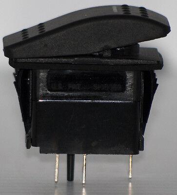 10 (TEN)Contura III Sealed Momentary Rocker Switches 10A 250VAC 15A 125VAC 1/2HP