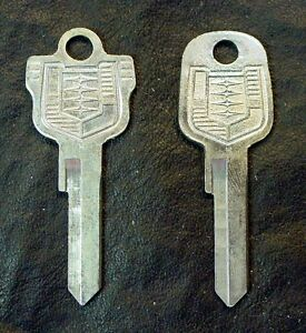 NOS-OEM-Mercury-Keys-Blanks-OEM-1958-1959-1960-Original