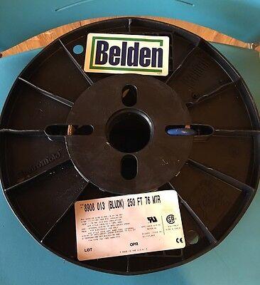 250 Ft Belden Pvc Hookup Wire - Part 8908 013 Bludk