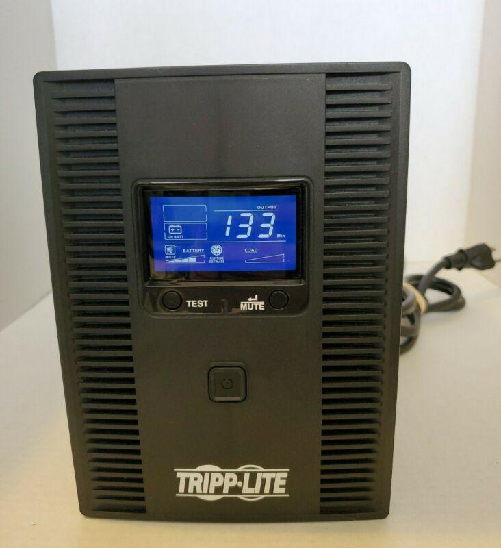 TrippLite SMART1500LCDT UPS Power Supply Battery Backup Surge TESTED WORKS