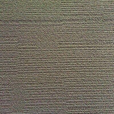 Beige golden bamboo colour carpet tiles New 20 tiles / 5m2 per box Commercial