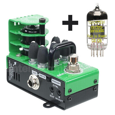 Distortion & Overdrive - Tube Preamp