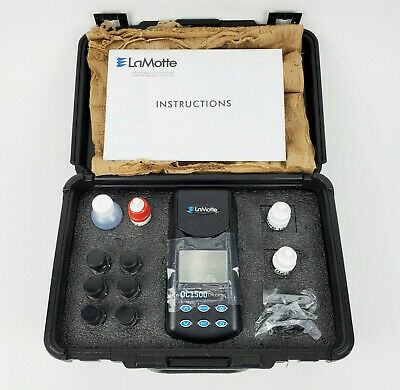 Lamotte Dc1500 Chlorine Colorimeter Kit New