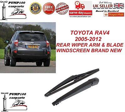 Toyota RAV-4 SUV 2005-2012 BOSCH Aerotwin Retrofit Windscreen Wiper Blades