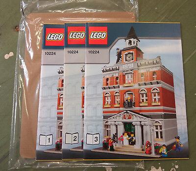 in weiß aus 3185 10224 3315 7641 4840 7642 2 Fensterrahmen 1x4x3 60594 Lego