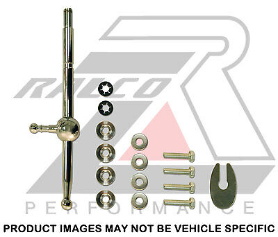 Ralco RZ Short Throw Shifter Shift Kit Toyota Corolla 03 09 All Models 5  6 Spd