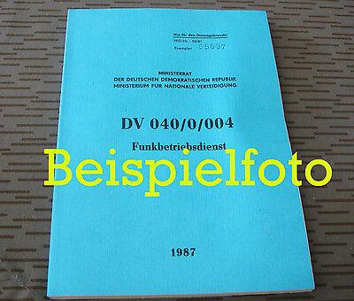 DDR, NVA, DV A 325/1/303 Sprungfallschirm RS-9/2 Beschreibung Nutzung, Falli
