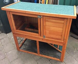 Rabbit hutch for 1-2 rabbits VGUC thoroughly cleaned Maroubra Eastern Suburbs Preview