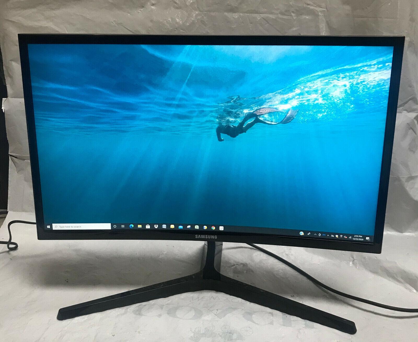 """Samsung C24RG50 - 23.5"""" 144 Hz Curved AMD FreeSync LCD Gamin"""