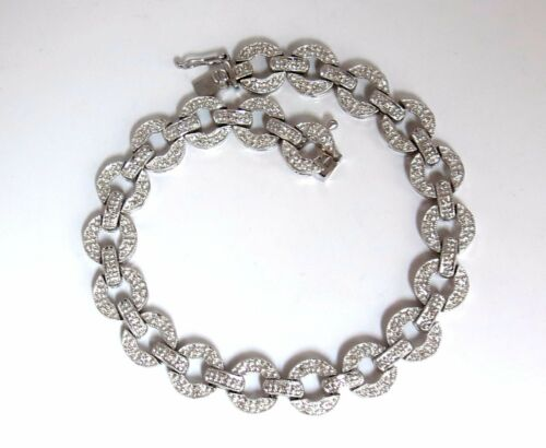 .70ct Diamonds Circles Bracelet+