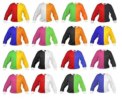 Childs Age 8-12 Jockey Shirts ONLY Horse Racing Childrens Fancy - Horse Racing Kostüm
