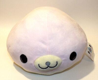 Mamegoma Seal Plush Stuffed Animal San-X Japan Toy Sakura-Goma 16