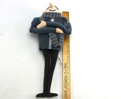 Despicable Me Toy Factory Plush Mr. Gru 17