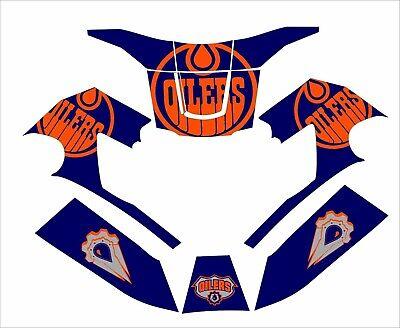 Miller T94i I T Digital Elite Welding Helmet Wrap Decal Sticker Oilers