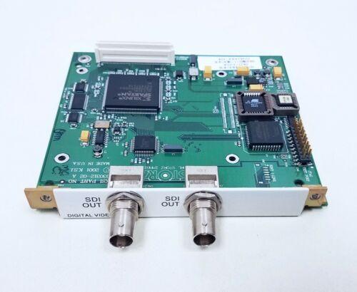 Storz Endoscopy 22200020 Image 1 Video Processor SDI Video  Board p/n 030312-02