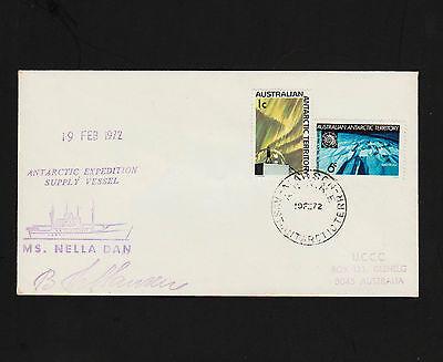 OPC 1972 Australia ANARE MS Nella Dan Antarctic Expedition Supply Vessel