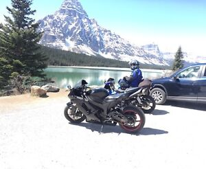 zx6r special edition trade for sled