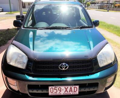 2002 Toyota RAV4 Wagon 3 Door Auto Stock #1716 Lota Brisbane South East Preview