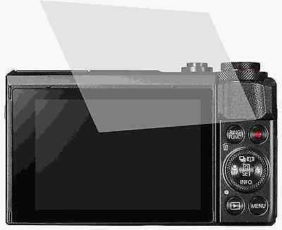 Canon PowerShot G7 X Mark II (2x) CrystalClear LCD screen guard protector de pan Canon Screen Protector
