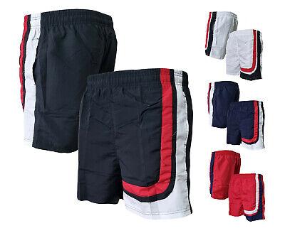 Costume da Bagno Uomo Shorts Mare Boxer Bermuda Piscina con elastico 87103