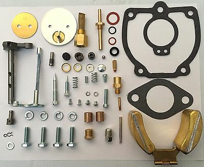 Farmall 560 Major Tractor 367259r92 Carburetor Repair Kit W Float