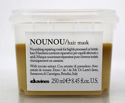 Davines Nounou Hair Mask 8.45 Ounce