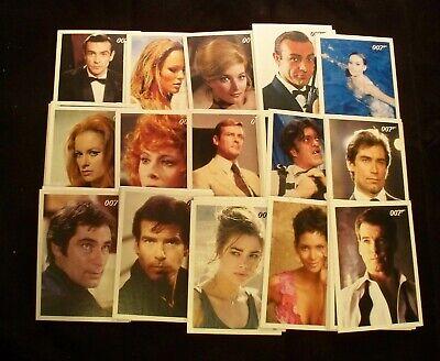 JAMES BOND ARCHIVES SET - 2009 Rittenhouse - Complete 66 card set
