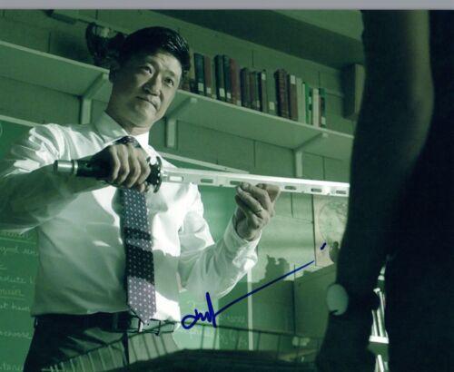 Tom Choi Signed Autographed 8x10 Photo Teen Wolf Mortal Kombat Actor COA