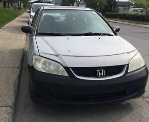 Honda Civic SI 2005