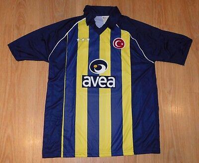 Fenerbahce shirt 10 Tuncay