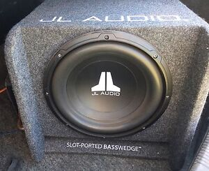Subwoofer and Amp combo Girraween Litchfield Area Preview