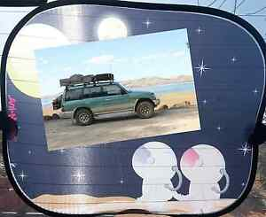 Mitsubishi Pajero 97 3.5l V6 w roof top tent+fridge+sec battery. Perth Perth City Area Preview
