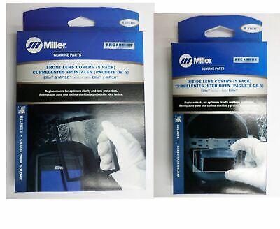 Miller Elite Or Digital Elite Cover Lens Pkg 216326 216327