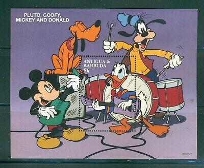 Antigua #2035 (1997 Disney sheet)  VFMNH  CV $4.75