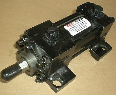 Pneumatic Cylinder Schrader Bellows Nc9 Ms2 0.150 Double Acting Cc2hc2 Cp1hp1