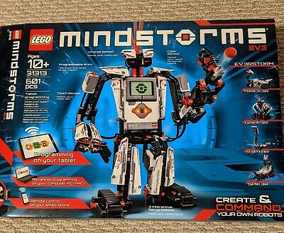 LEGO Mindstorms EV3, Fully Complete with Manual - Pristine Condition!