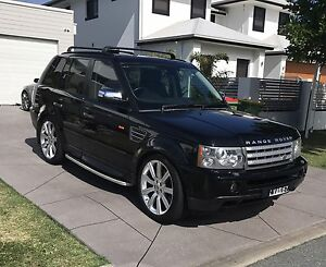 Range Rover Sport Jacobs Well Gold Coast North Preview