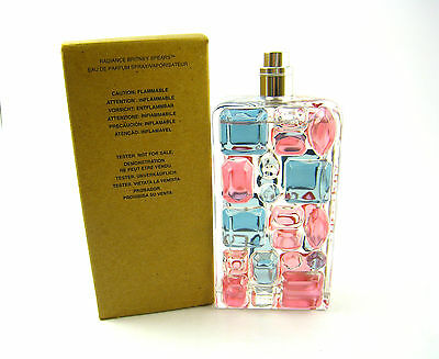 Radiance Perfume for Women by Britney Spears EDP Spray 3.4 oz ~ New Tester