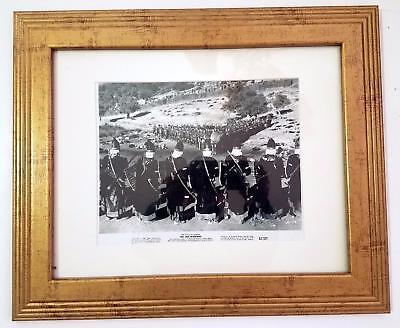 300 SPARTANS 1962 MOVIE Immortals Richard Egan King Leonidas 8x10 FRAMED - 300 Immortals
