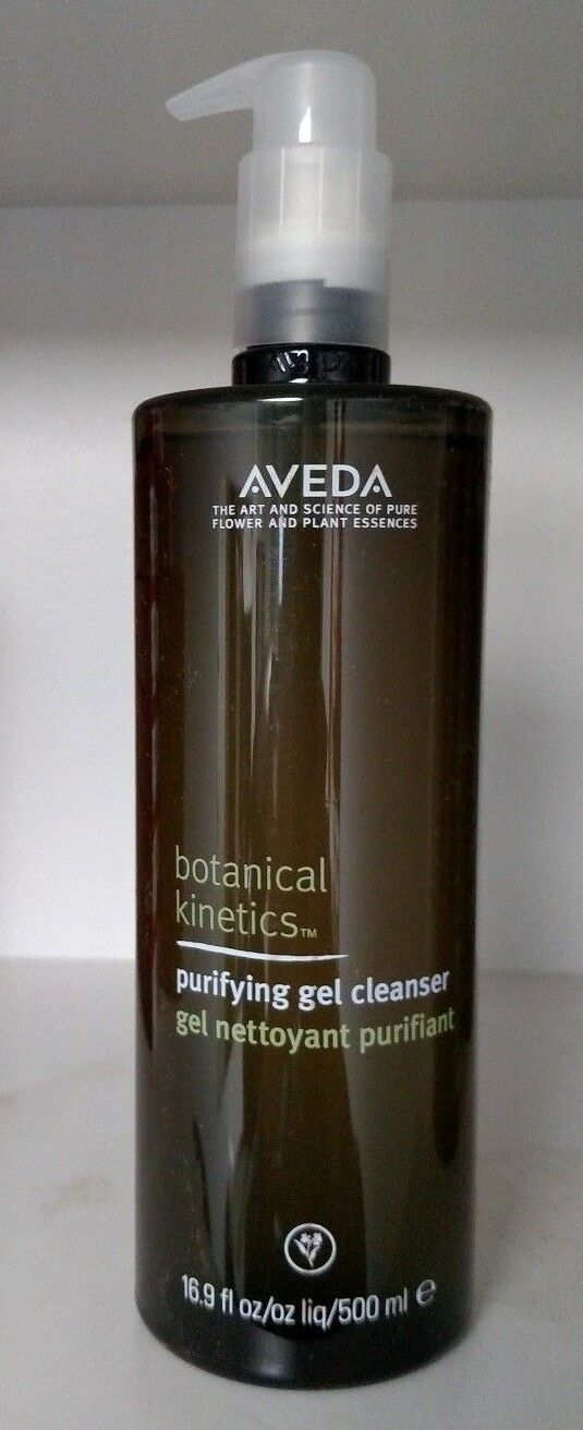 Aveda Botanical Kinetics Purifying Gel Cleanser 16.9oz by AV