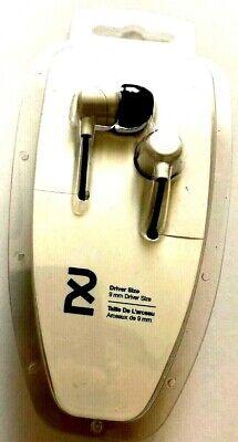 2XL Spoke Skullcandy Noise Isolating In-Ear Earbud/Headphone Model:X2SPZ-690 WHT for sale  Shipping to India