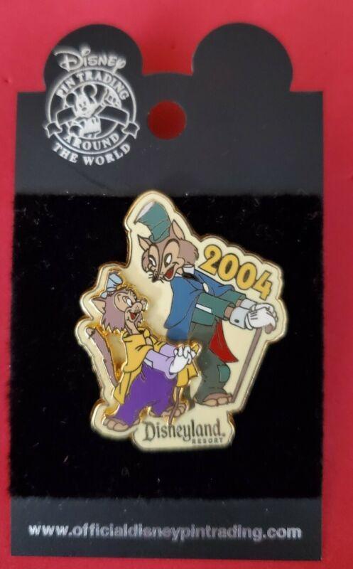 2004 Disneyland pin Honest John & Gideon Pinocchio LE 1500 HTF