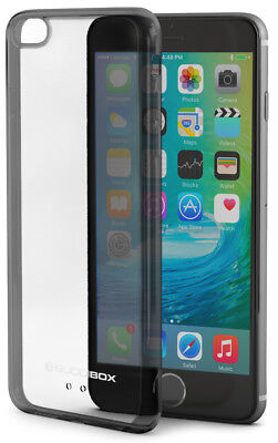 for Apple iPhone 6s / 6 Case BUDDIBOX [ICE] Scratch Resistant Clear Bumper Cover Ice Clear Case Iphone